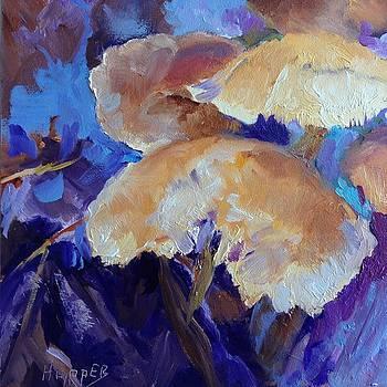 Growing in the Woods by Carol Hopper