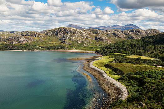 Gruinard Bay by Derek Beattie