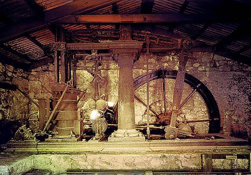 Grunge Cane Mill by Robert G Kernodle