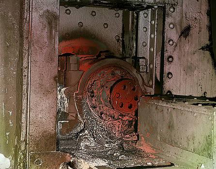 Grunge Gear Motor by Robert G Kernodle