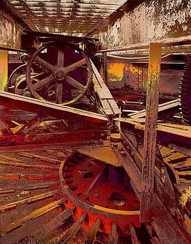 Grunge Gears by Robert Kernodle