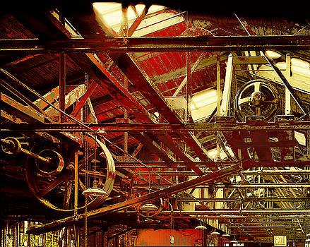 Grunge Power System by Robert G Kernodle