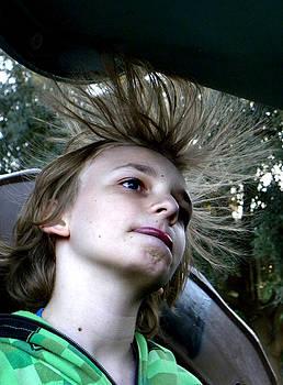 Gryffon getting static by Chris Mercer