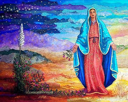 Guadalupe de la Frontera by Candy Mayer