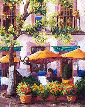 Guanajuato Cafe by Candy Mayer