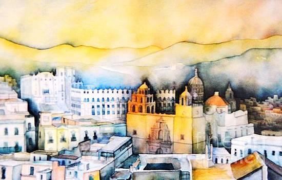 Guanajuato-Mexico by Dagmar Helbig