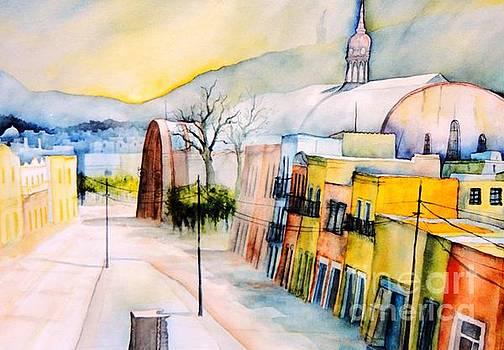 Guanajuato-Mexico-Marketplace by Dagmar Helbig