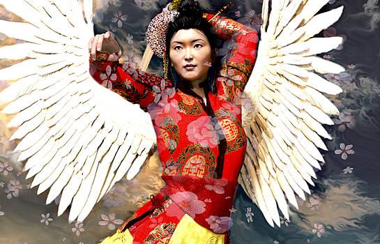 Guardian Angel 8 by Suzanne Silvir