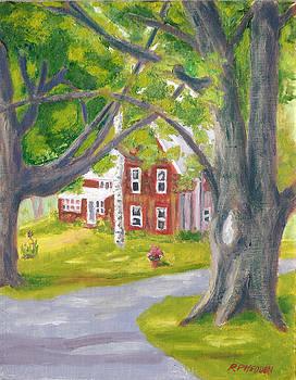 Guardian Maples by Robert P Hedden