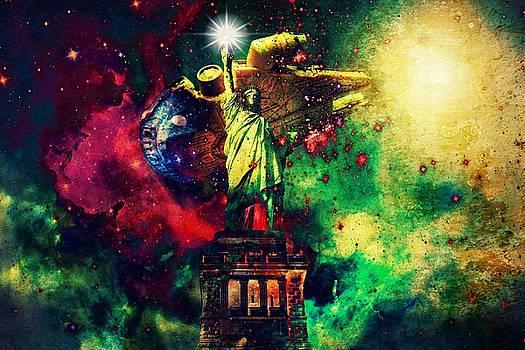Guardians Of Freedom II by Aurelio Zucco