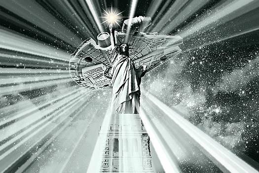 Guardians Of Freedom IV by Aurelio Zucco