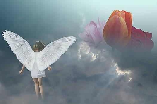 Guarding Heaven's Garden by Peter Fodor