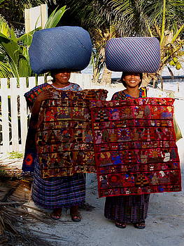 Guatemalan Textiles by Steve Madore