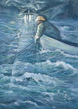 Guidance by Renee Dumont  Museum Quality Oil Paintings  Dumont