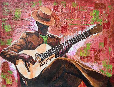 Guita Rhythms  by The Art of DionJa'Y