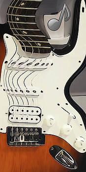 Guitar by Bruce Iorio