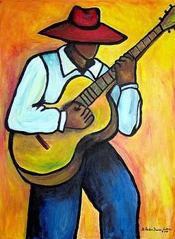 Guitar Man by Diane Britton Dunham