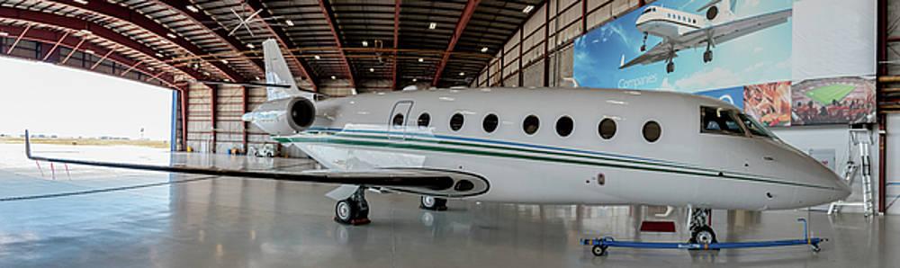 Gulfstream G200 by Guy Whiteley