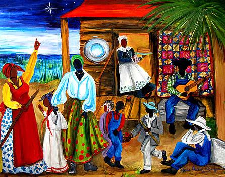 Gullah Christmas by Diane Britton Dunham