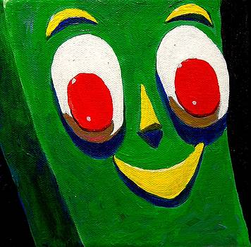 Gumby by Mary McInnis
