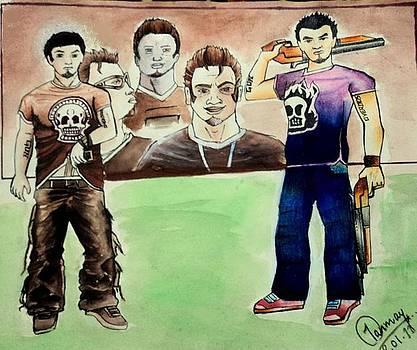 Gunslinger by Tanmay Singh