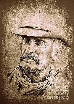 Gus McCrae by Andrew Read