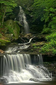 Adam Jewell - Gushing Ozone Falls