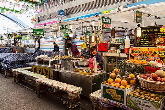 Gwangjang Market Views by James BO Insogna