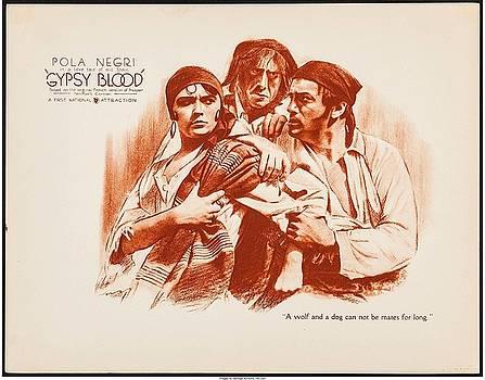 Gypsy Blood by Allen Beilschmidt