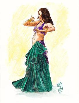 Gypsy by Brandy Woods