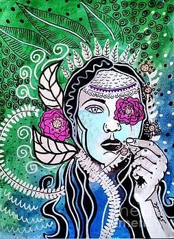 Gypsy Mary by Amy Sorrell