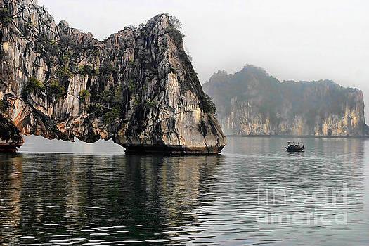Chuck Kuhn - Ha Long Bay III