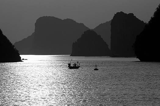 Chuck Kuhn - Ha Long Bay Vietnam