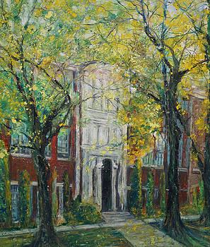 Hail Ole Malvern High School by Robin Miller-Bookhout