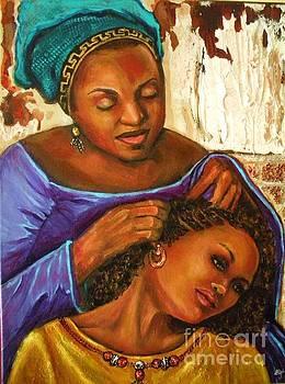 Hair Braiding by Alga Washington