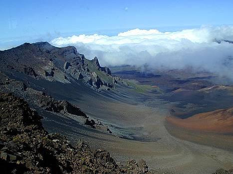 Haleakala by Cathy P Jones