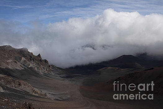 Haleakala Crater by Ivete Basso Photography