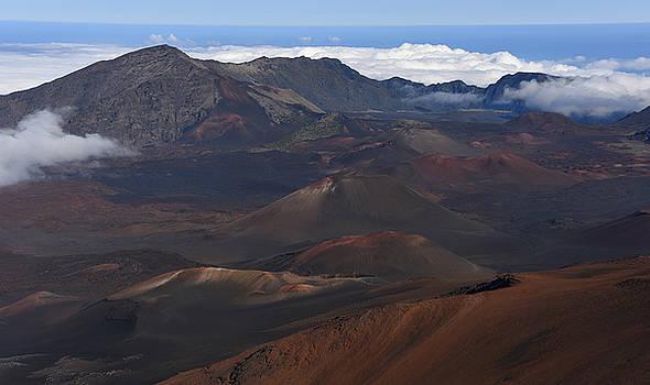 Haleakala Crater by Jennifer Ancker