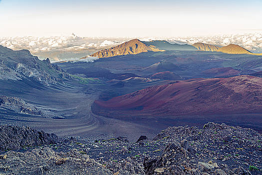 Haleakala Crater by Leigh Anne Meeks