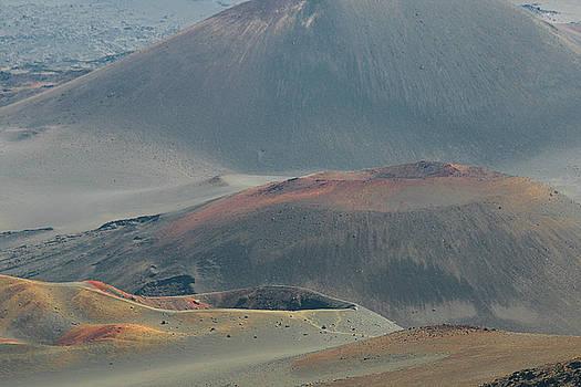 Haleakala Volcano, Maui by Melodie Douglas