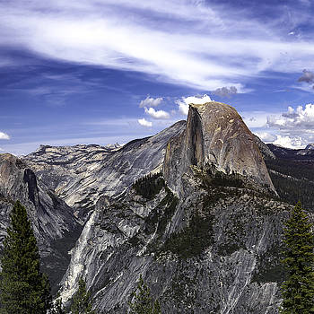 Half Dome #7 by Phil Abrams