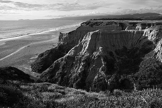 David Gordon - Half Moon Bay II BW