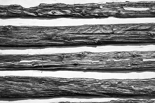 Half-Timbered Wall by Bill Mock
