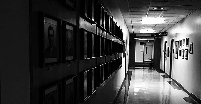 Hall of Memories by Brian Sereda