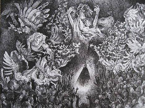 Hallelujah by Beka Burns