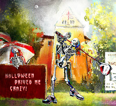 Miki De Goodaboom - Halloween drives me crazy