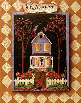 Halloween Hill by Catherine Holman