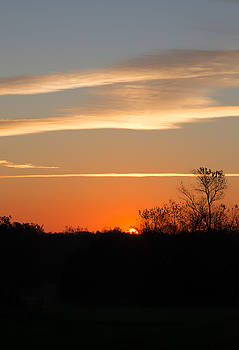 Halloween Sunrise 14 by Carlee Ojeda