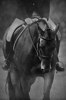 Michelle Wrighton - Halt Black and White