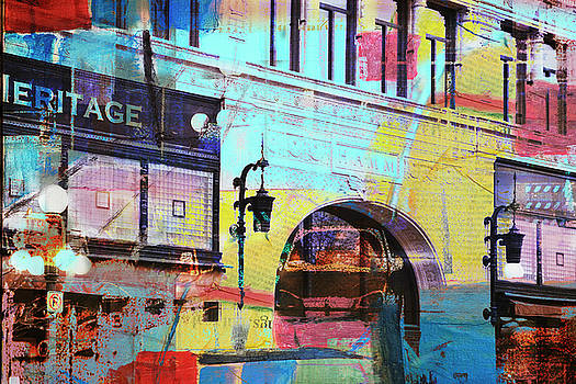 Hamm Building St. Paul by Susan Stone